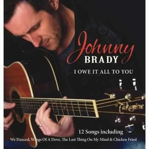 Image of I owe it all to you CD