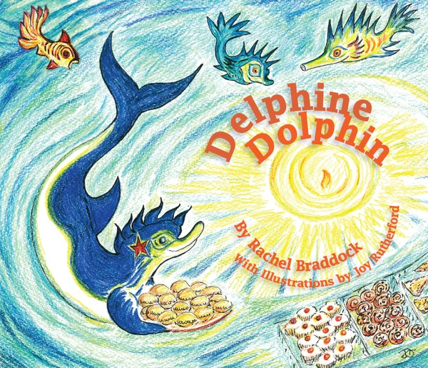 Image of Delphine Dolphin