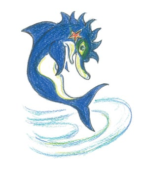 Image of Delphine Dolphin