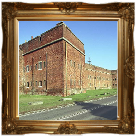 Image of Fort Widley - Portsdown Hill - Saturday 7th December 2019