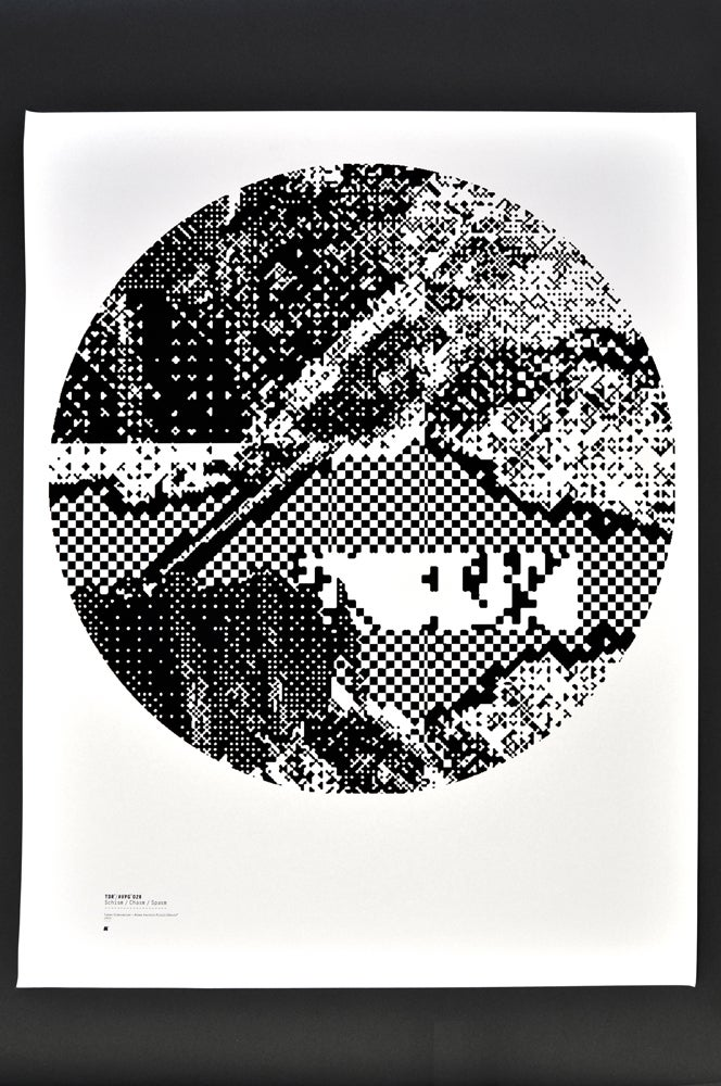 Image of  No. 028  |  AVPG 2012  | Schism Chasm Spasm  |  1 only  |  Ever