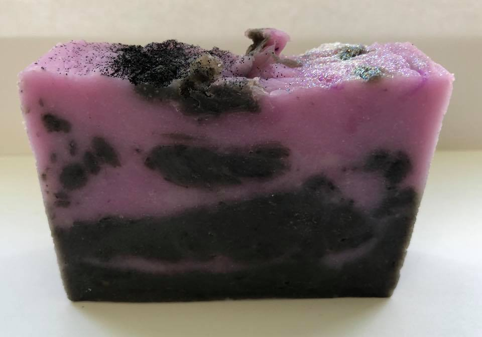 Image of Dark Kiss Soap