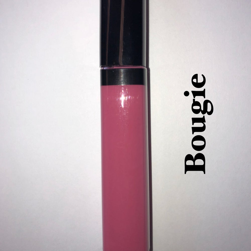 Image of Luscious Lipgloss- BOUGIE