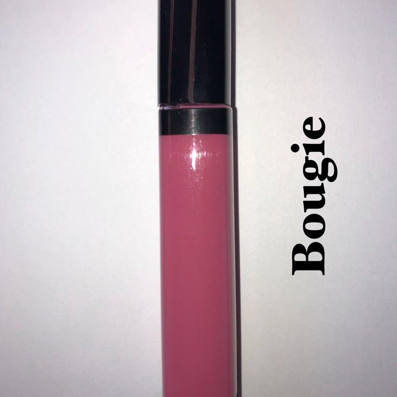 Image of Luscious Lipgloss- BOUGIE