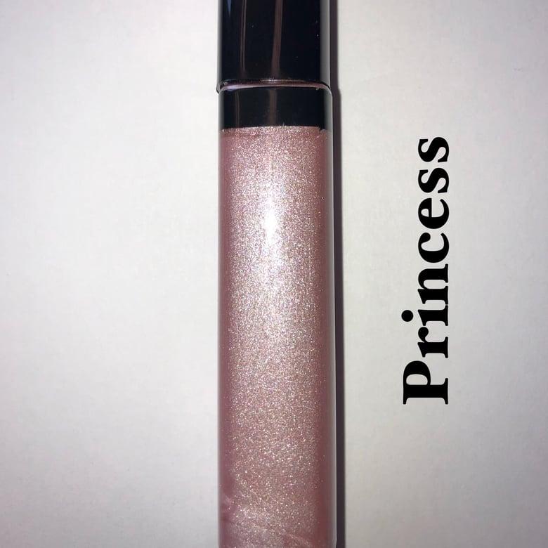 Image of Luscious Lipgloss- PRINCESS