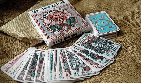 Image of Journey - Fortune Reading Deck