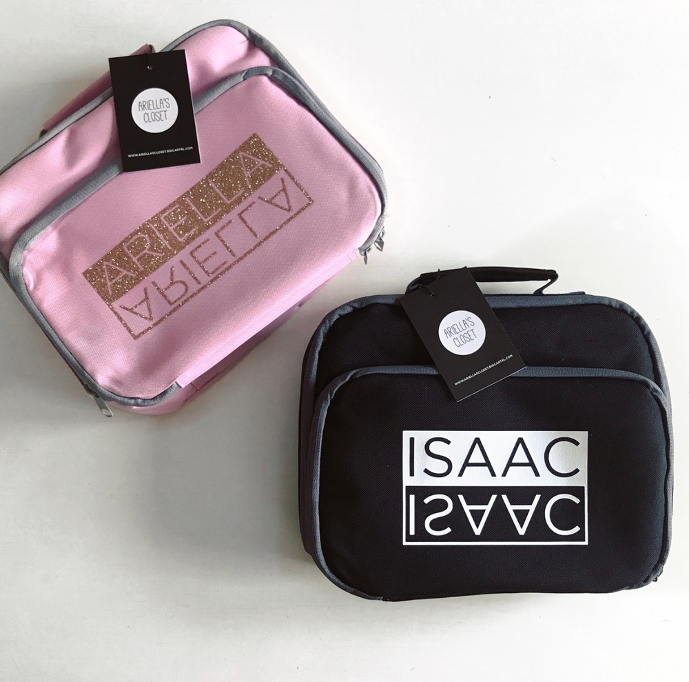 Image of B2S PERSONALISED LUNCH COOLER BAG