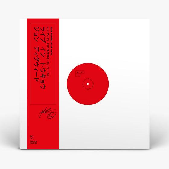 Image of John Digweed - Live in Tokyo 3x Vinyl Signed (Pre-order)