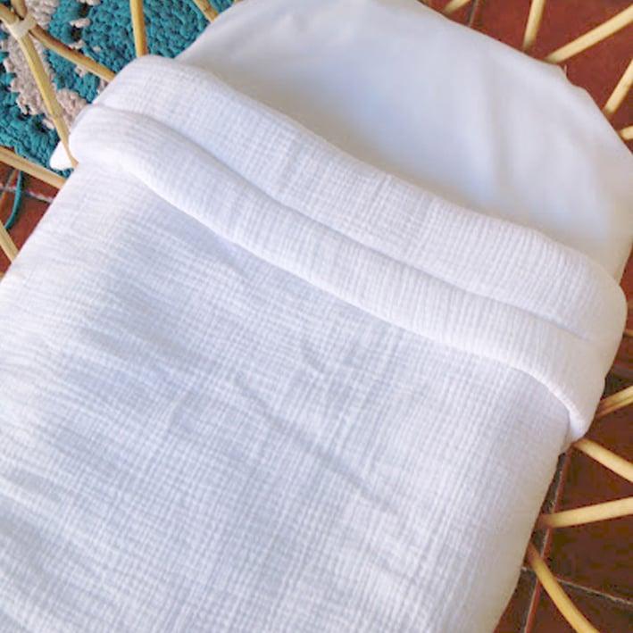 Image of Sábanas bajeras a medida para moises/minicunas ovaladas