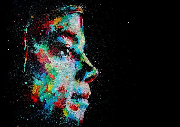Image of Michael Jackson (Limited Edition Print)