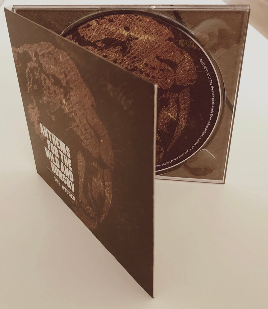 Image of CD Digipak Anthems For The Wild And Hungry