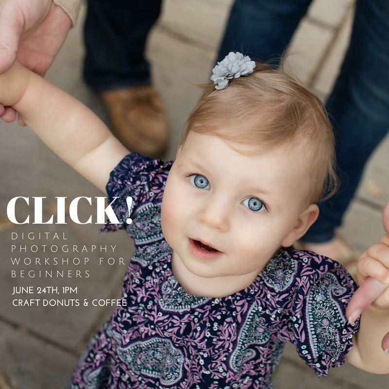 Image of Click Digital Photography Workshop for beginners