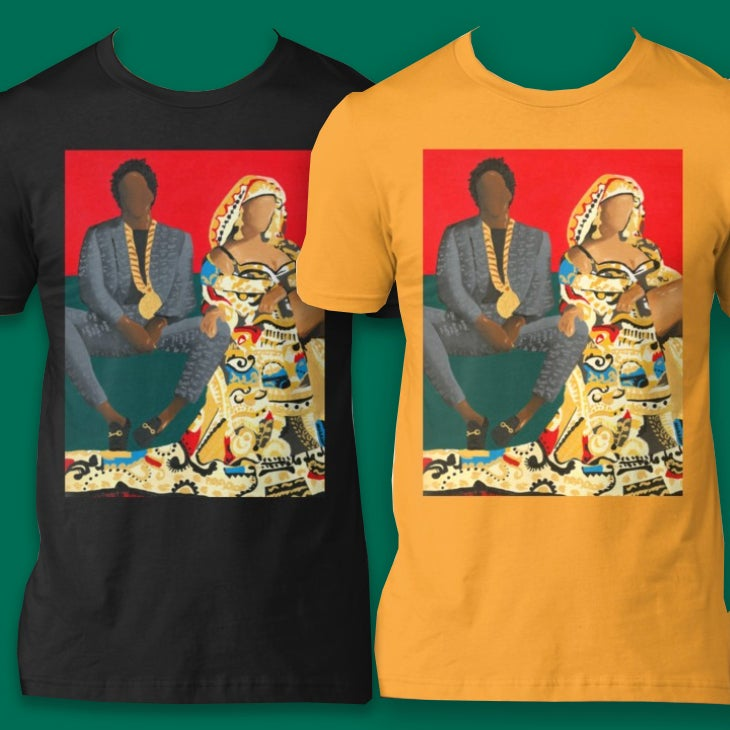 Image of THE CARTERS (Tee)