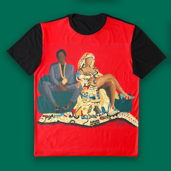Image of THE CARTERS (All Over Tee)