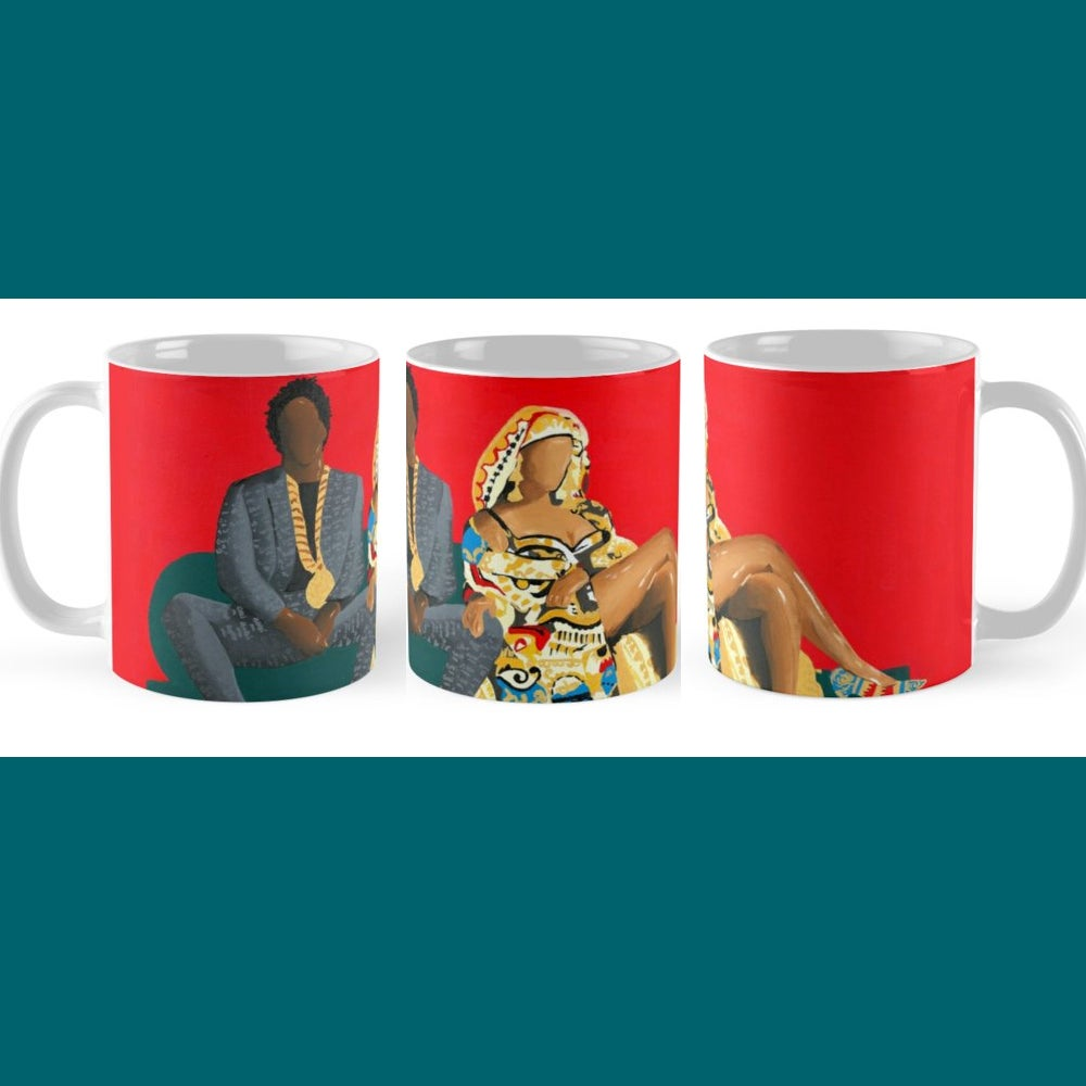 Image of THE CARTERS (Mug)
