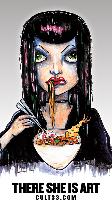 Image of Ramen Girl