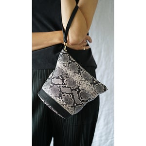 Image of Wristlet Clutch | White