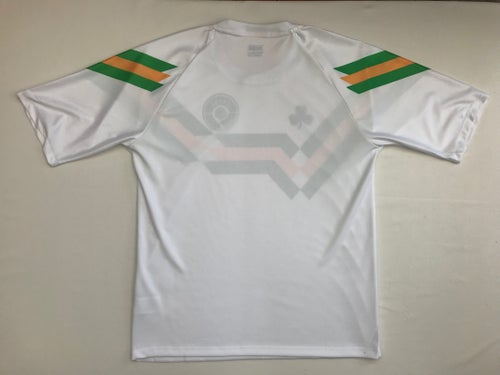 Image of F4L5E 9 Ireland Retro Football Shirt