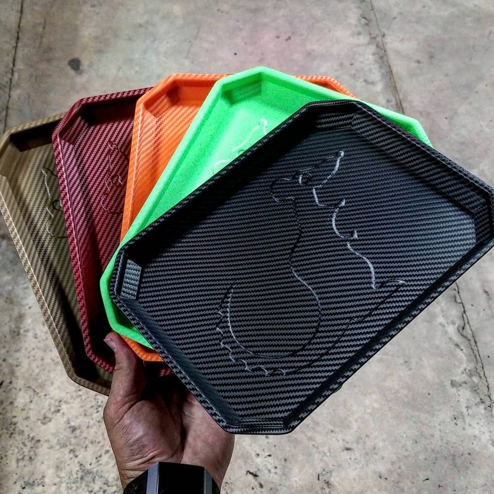 Image of Carl dump trays