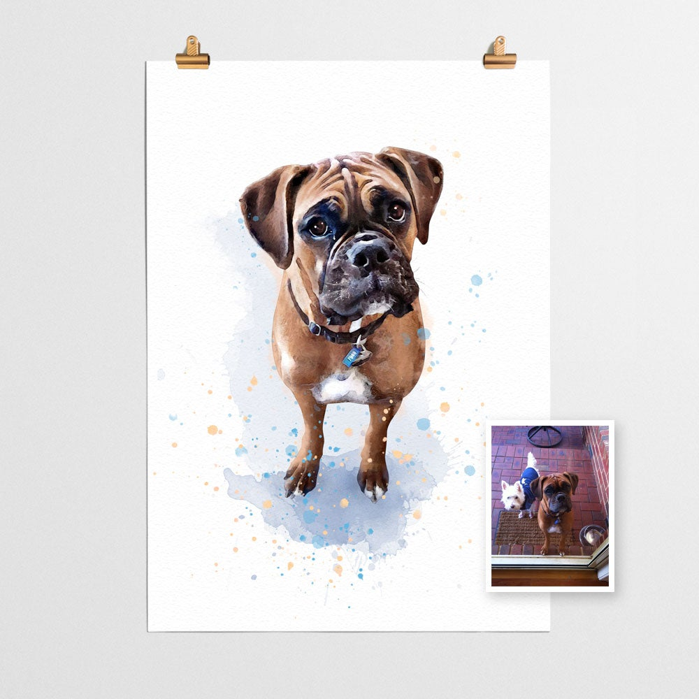 Image of Custom Pet Portrait