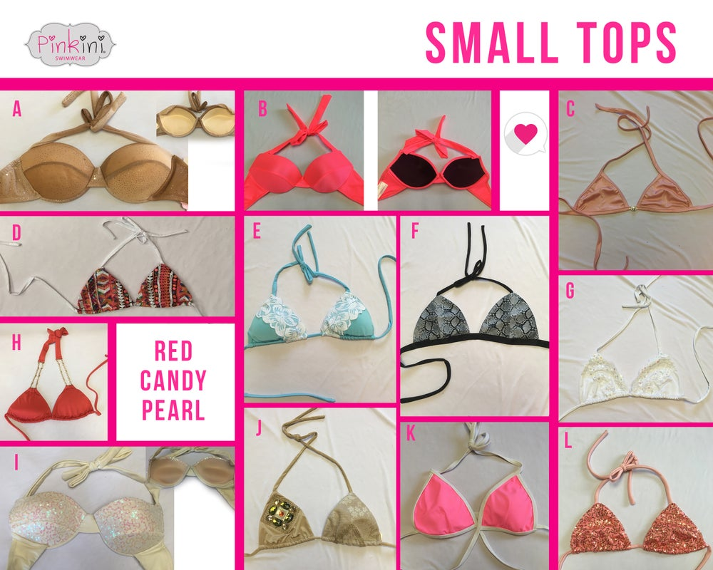 Image of Small Tops Set 3