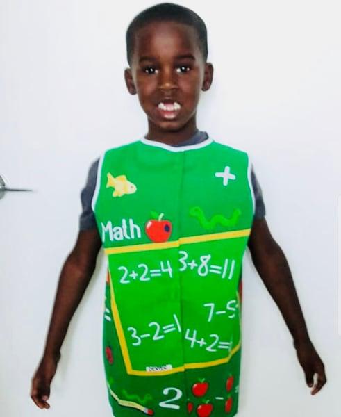 Image of Math Teacher's Pet