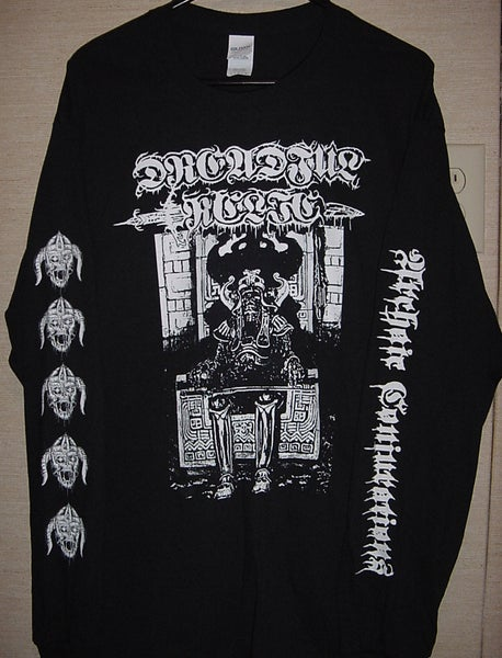 "Image of DREADFUL RELIC ""Archaic Conjurations"" LONG SLEEVE T-SHIRT"