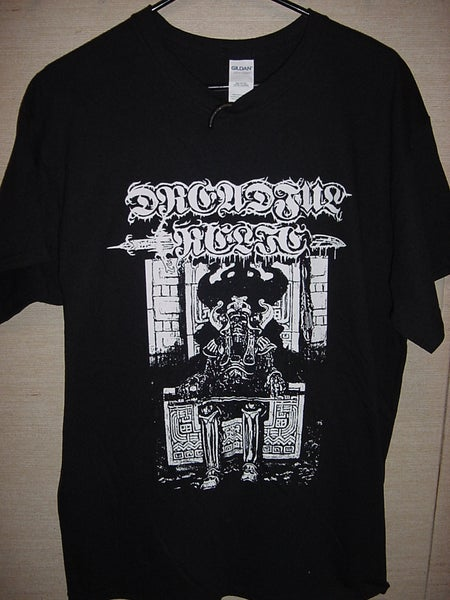 "Image of DREADFUL RELIC ""Archaic Conjurations"" T-SHIRT"