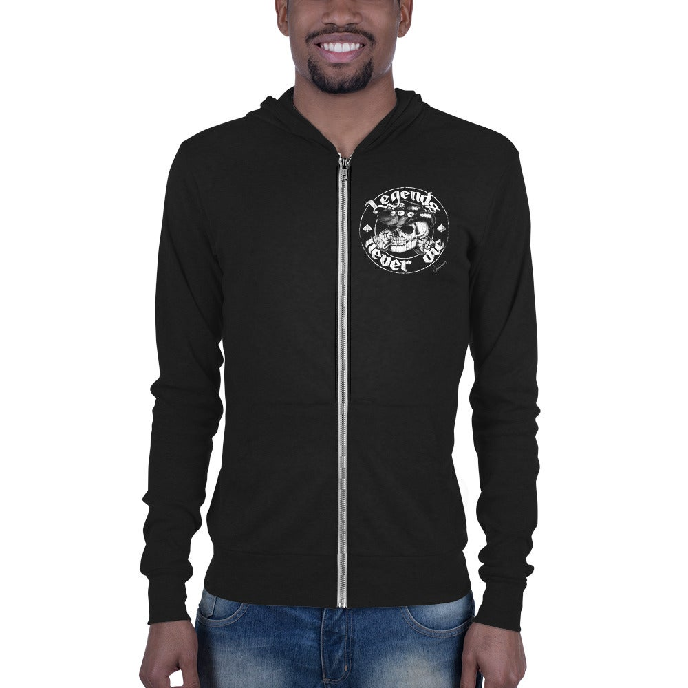 Image of LEGENDS LIGHTWEIGHT HOODIE