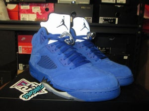 "Image of Air Jordan V (5) Retro ""Game Royal"""
