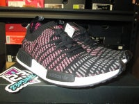 """adidas NMD R1 STLT PK """"Black/Pink"""" - FAMPRICE.COM by 23PENNY"""