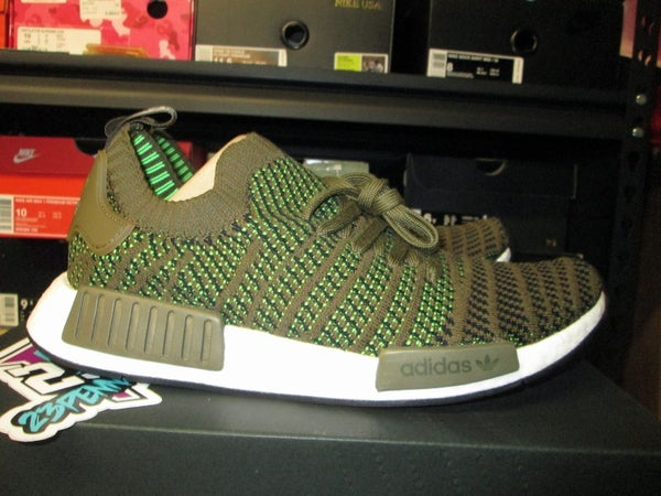 "adidas NMD R1 STLT PK ""Trace Cargo"" - FAMPRICE.COM by 23PENNY"