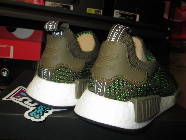 """adidas NMD R1 STLT PK """"Trace Cargo"""" - FAMPRICE.COM by 23PENNY"""