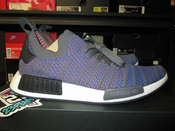"adidas NMD R1 STLT PK ""High Resolution Blue"" - FAMPRICE.COM by 23PENNY"