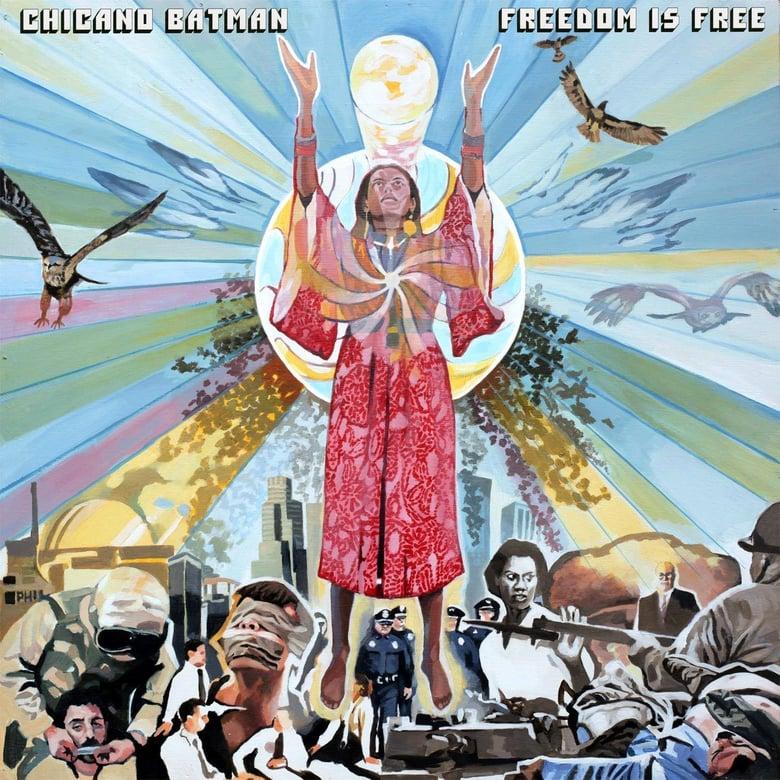 Image of Freedom Is Free - Orange Vinyl