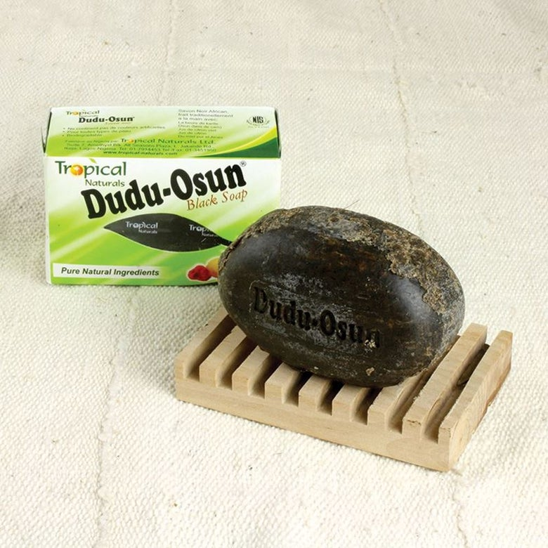 Image of Hand made Black Soap