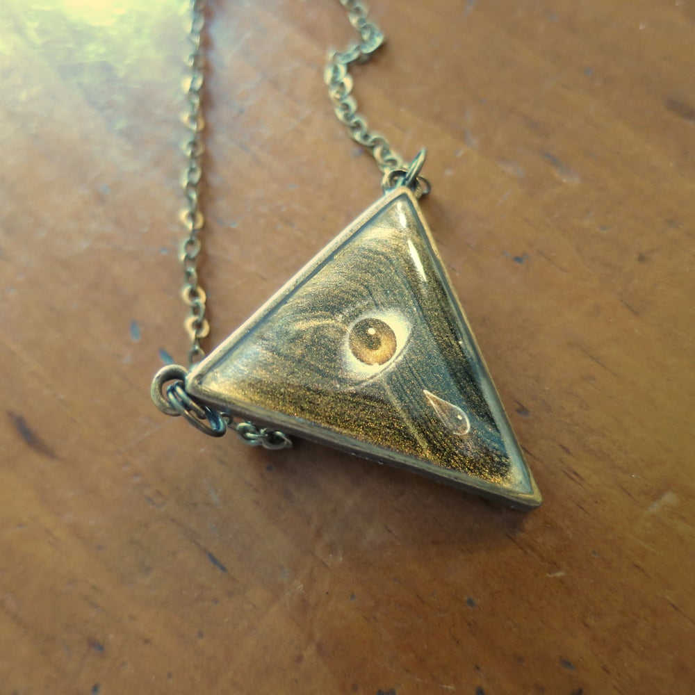 Image of Eye of the Teller Necklace