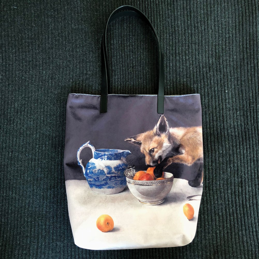 Image of Velvet Fox Cub Bag