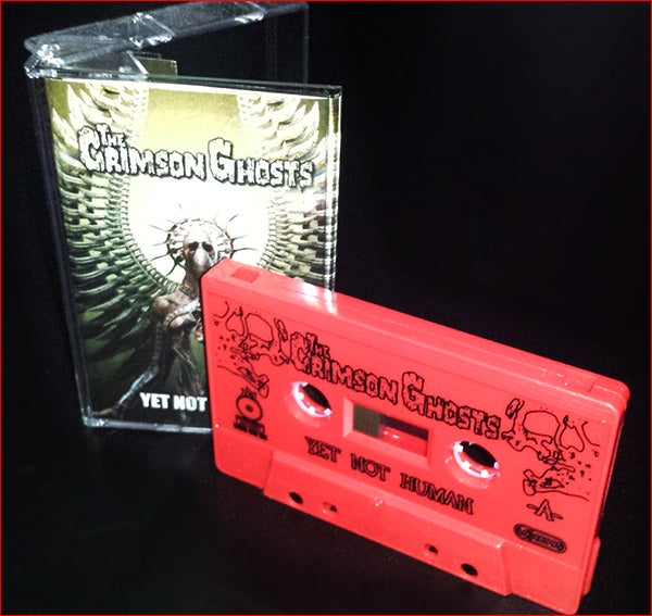 Image of YET NOT HUMAN Cassette
