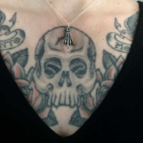 Image of CRYPTKEEPER NECKLACE