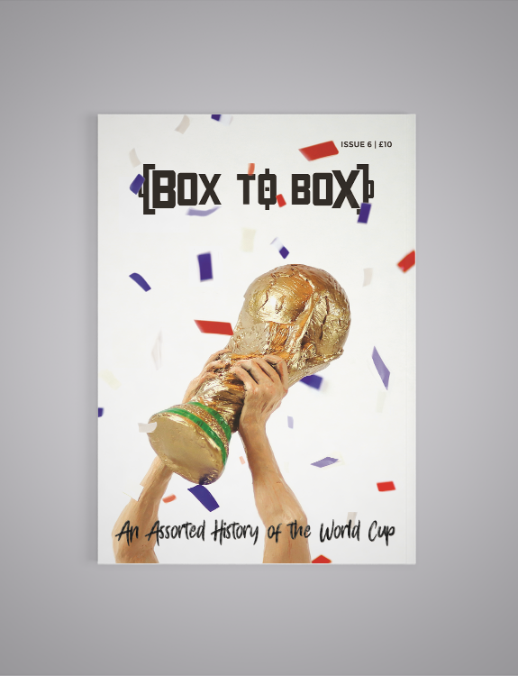 Image of Issue 6: An Assorted History of the World Cup