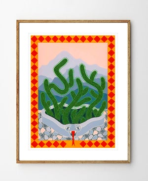 Image of Sacred Valley Giclee Print