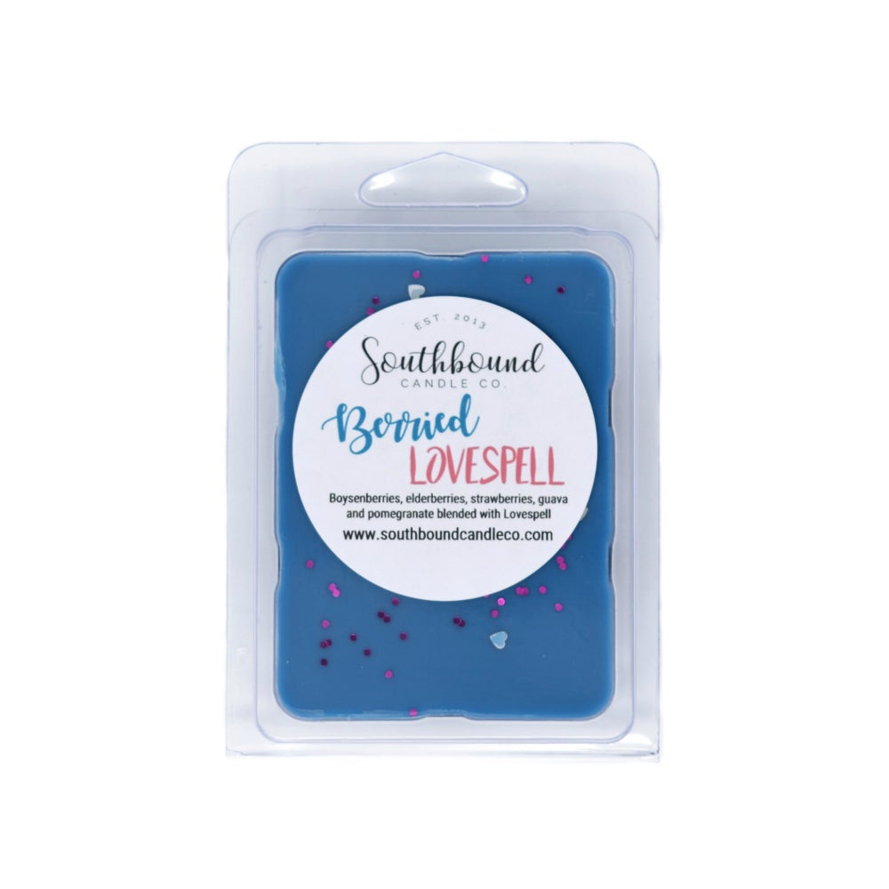 Image of Berried Lovespell Wax Melts