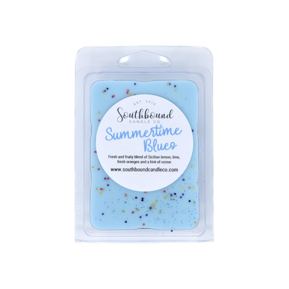 Image of Summertime Blues Wax Melts