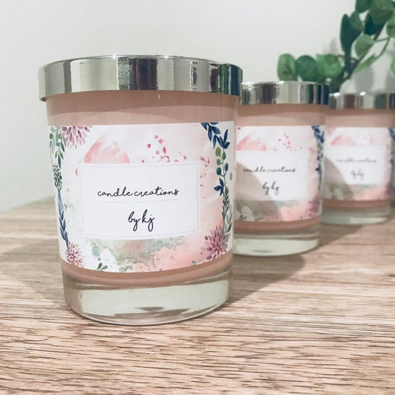 Image of LUXE CANDLE - PINK