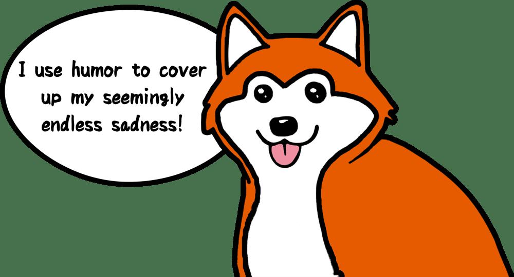 Image of Sadness Fox