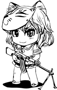 Image of Chibi RPK
