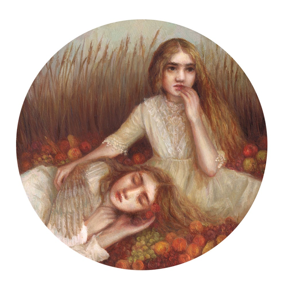 Image of 'Lizzie and Laura' by Nom Kinnear King