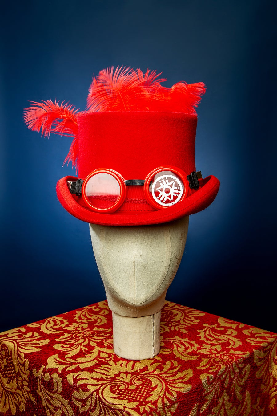 Image of Top Hat- Red