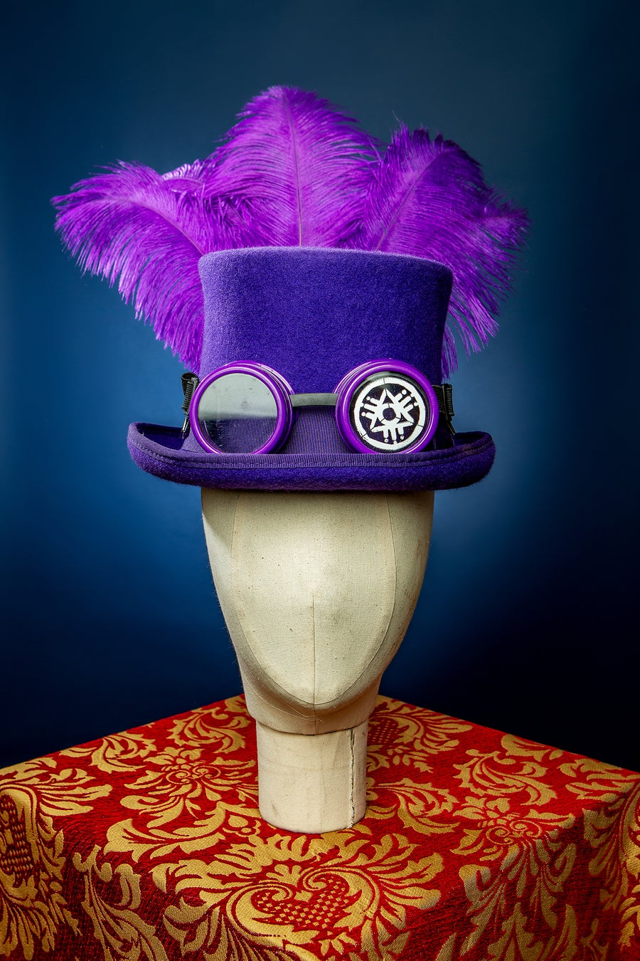 Image of Top Hat - Purple